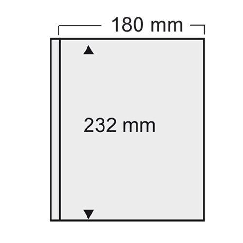 "Foglio trasparente Nr. 879 ""Compact"""