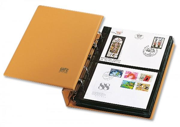 Raccoglitore Compact Standard o Compact Luxus per cartoline, lettere, FDC