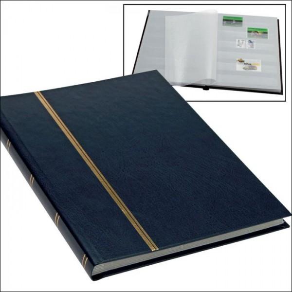 """Classificatori formato """"libro"""" 16 facciate bianche"""
