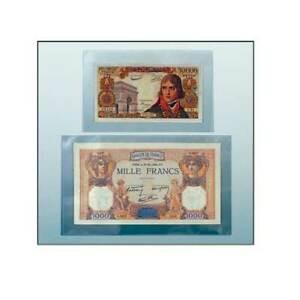 Buste trasparenti per banconote