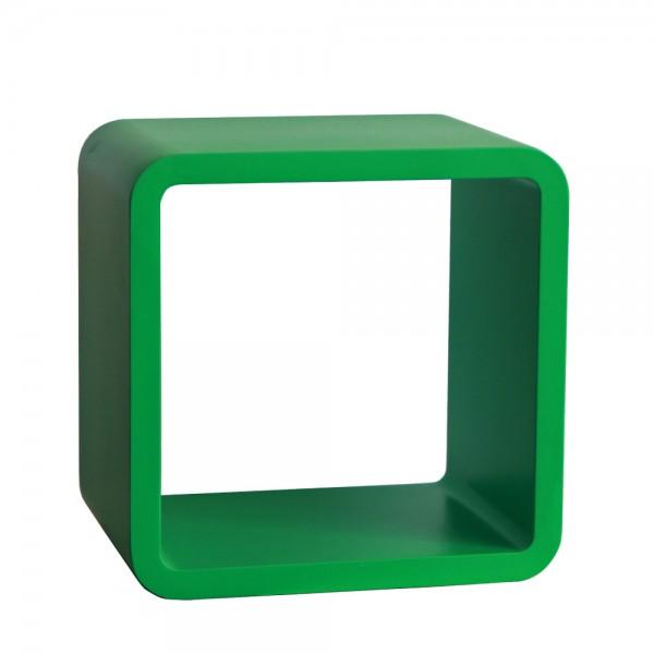 Cubo arredo verde