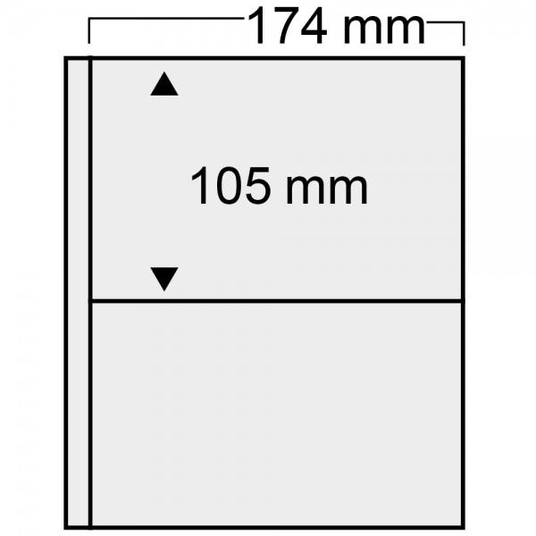 "Foglio trasparente Nr. 7875 ""Compact"""