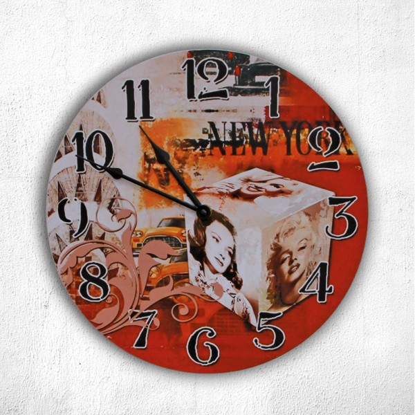 """Orologio da parete """"Retro"""""""
