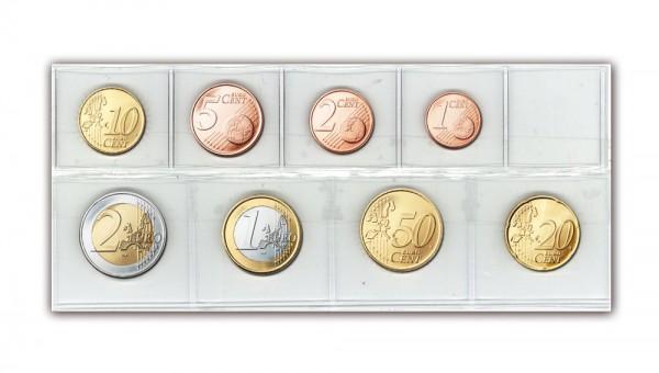 Striscia per una seria €uro completa 1 Cent bis 2€