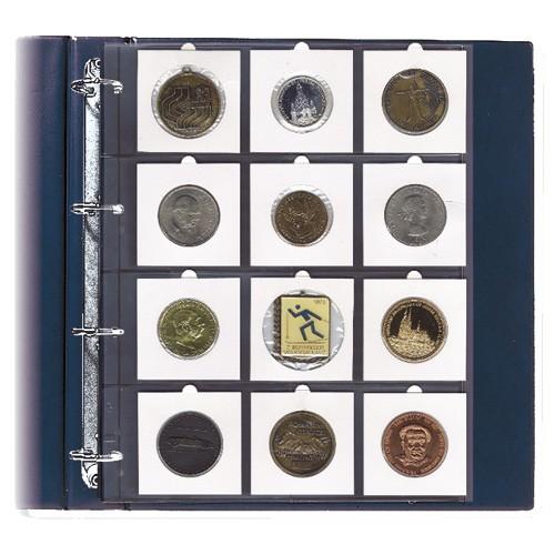 Foglio speciale Nr. 434 - per monete in oblo