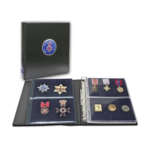 Album Premium per distintivi, pins, medaglie....