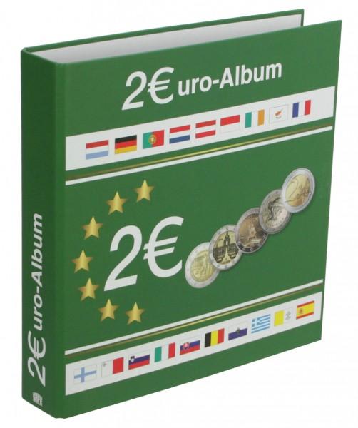 "Album per monete ""Designo-2 Euro"""
