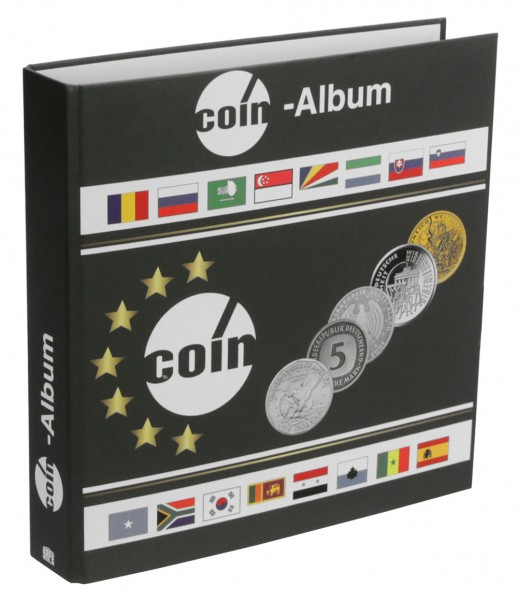 "Album per monete ""Designo Universal"""