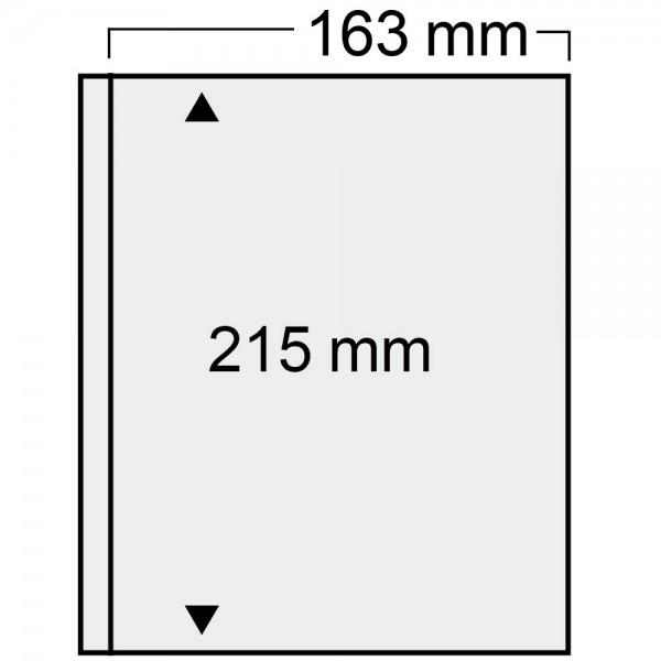 "Foglio trasparente Nr. 874 ""Compact"""