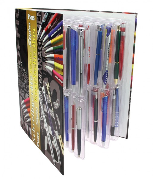 Album da collezione per penne