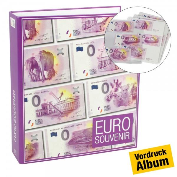 Album per banconote 0 Euro Germania 2016/17