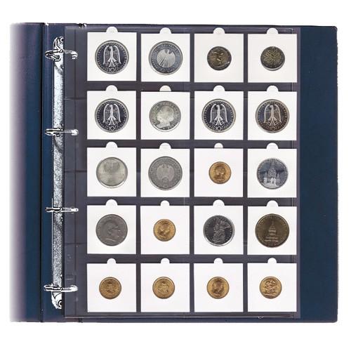 Foglio speciale Nr. 433 - per monete in oblo