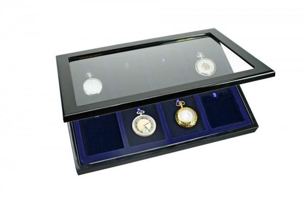 Vetrinetta per orologi da tasca