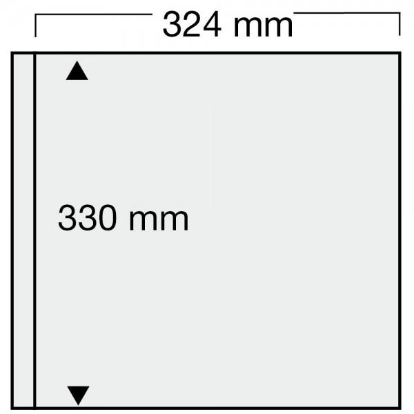 Fogli Nr. 6030 per Album per fogli interi, documenti ecc.