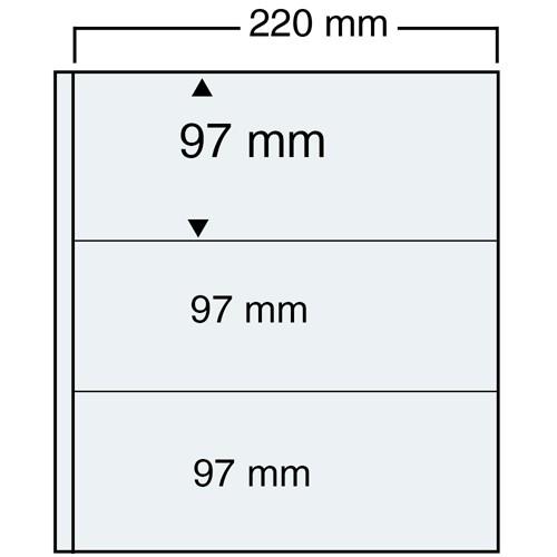 "Foglio trasparente Nr. 465 ""Compact A4"""
