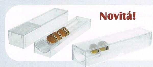 Deposito per le monete 2 Euro