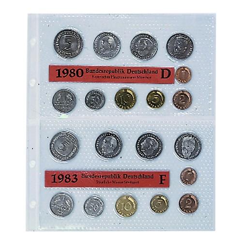 """Foglio speciale 607 per """"Coin Compact"""""""
