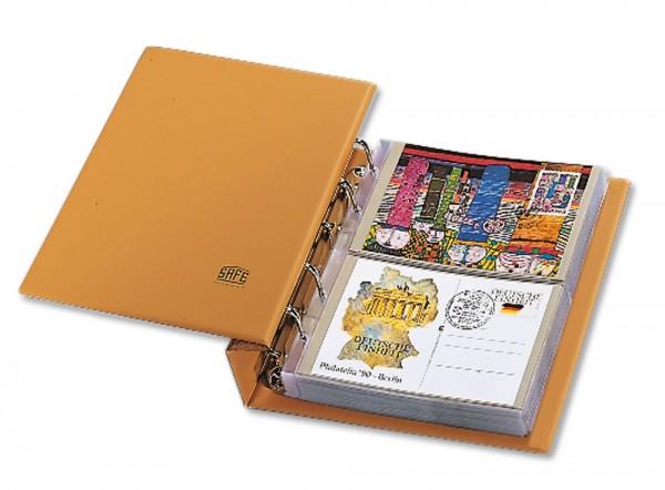 Raccoglitore Compact Standard o Compact Luxus per cartoline