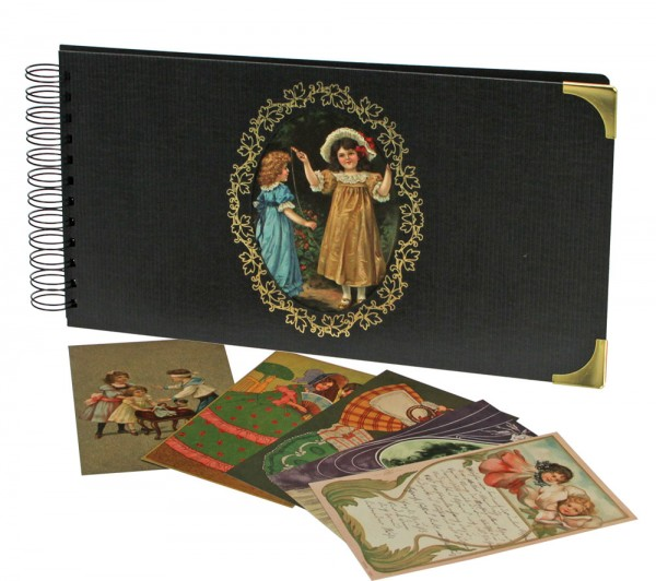 """Album per cartoline """"Nostalgie"""""""