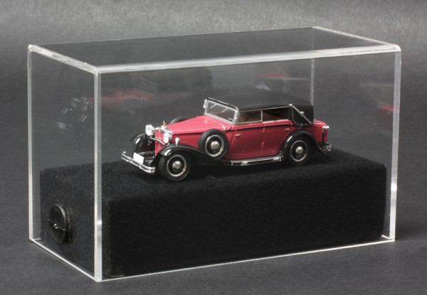 Espositore Cube in plexiglas