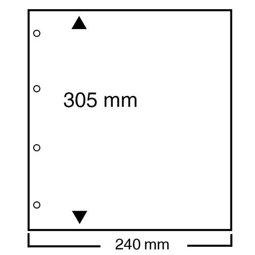 "Fogli intermedi Nr. 500 ""Compact A4"""