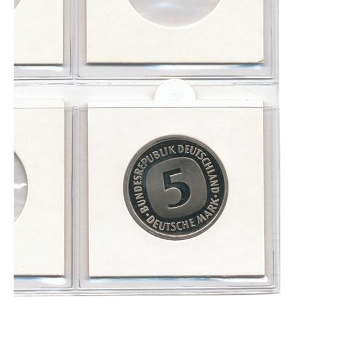 Oblo 50x50 mm, 1.000 pezzi autoadesivi