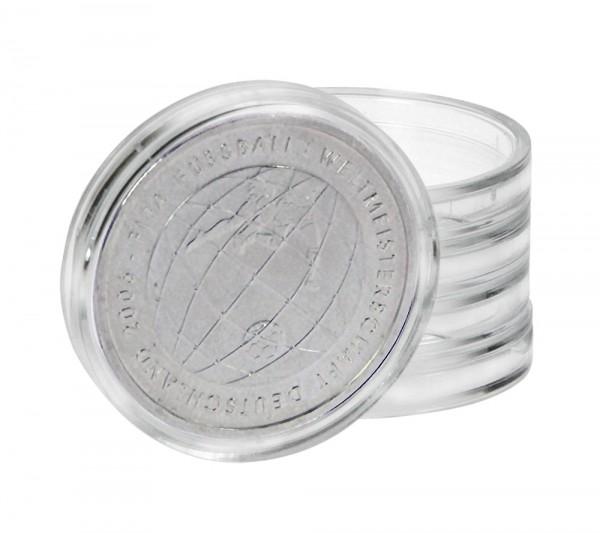 Capsule per monete senza bordo 32,5 mm