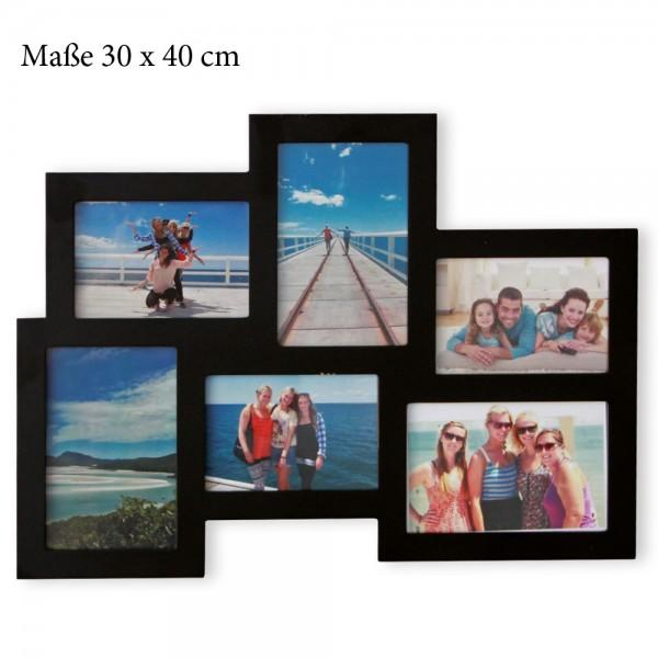 Cornice per foto Collage con 6 cornici