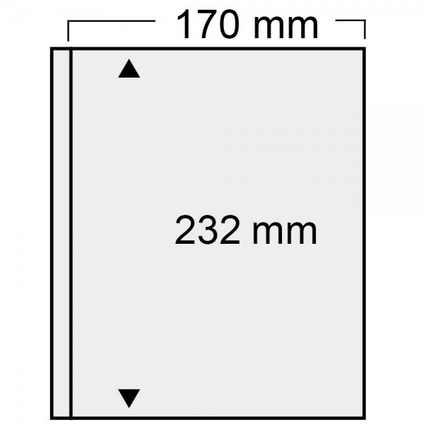 "Foglio trasparente Nr. 878 ""Compact"""