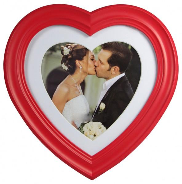 Cornice per foto cuore/matrimonio