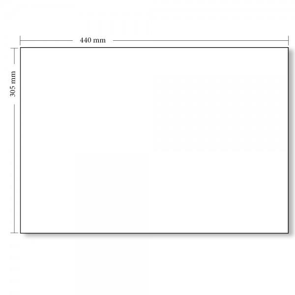 Inserti in cartone bianco per Album Specialie A3