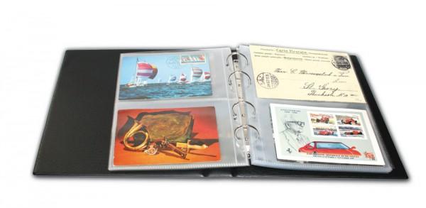 """Foglio Nr. 7336 per Album per cartoline """"Premium"""""""