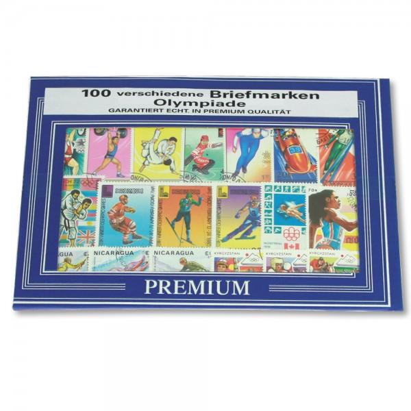 """Set di francobolli """"Olimpiadi"""""""