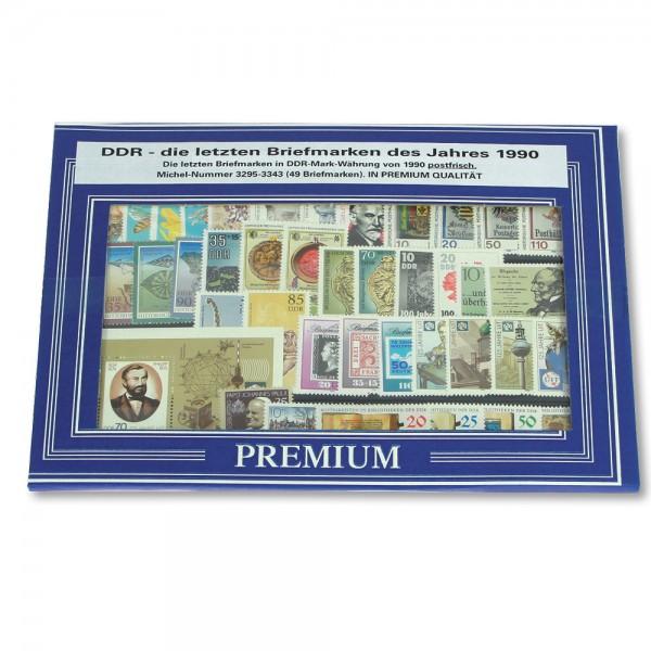 """Set di francobolli """"DDR"""