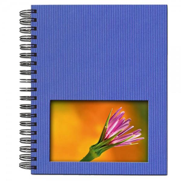 Album fotografico di design in formato verticale