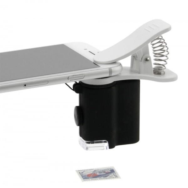 Microscopio per cellulari