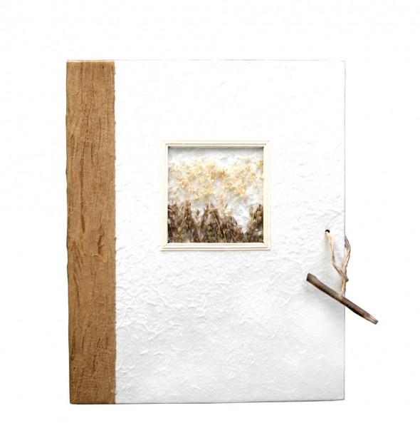 Album fotografico in carta naturale