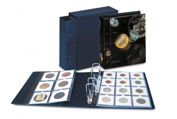 Album Coin Compact per monete in oblo