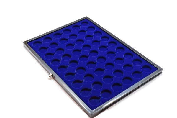 Cassetto per 64 capsule di champagner o tappi di corona