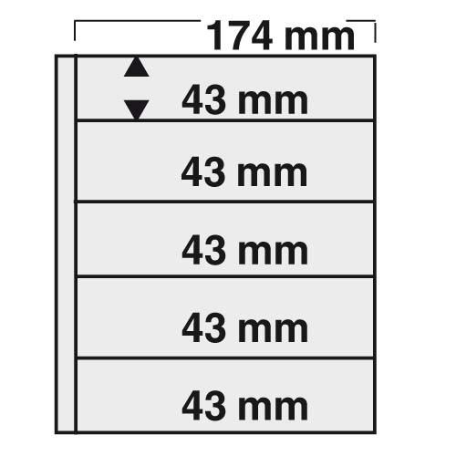 """Foglio nero Nr. 7879 """"Compact"""""""