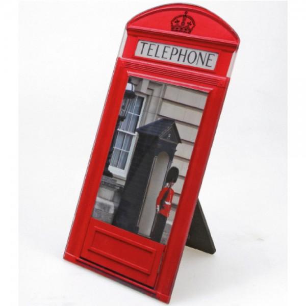 Cornice per foto cabina telefonica Londra