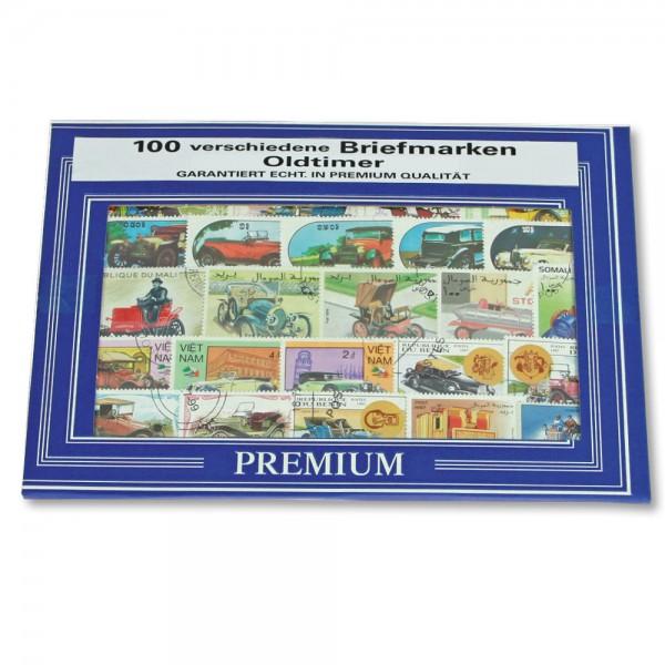 "Set di francobolli ""Oldtimer"""