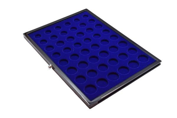 Cassetto scomparti rotondi per 6 serie Euro complete in capsule