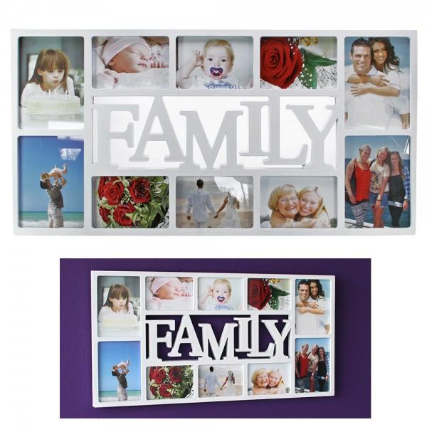 """Cornice per foto Collage """"Family"""""""