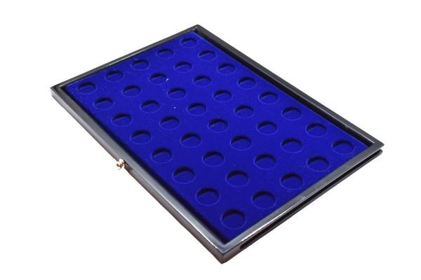 Cassetto 40 scomparti rotondi fino 26 mm