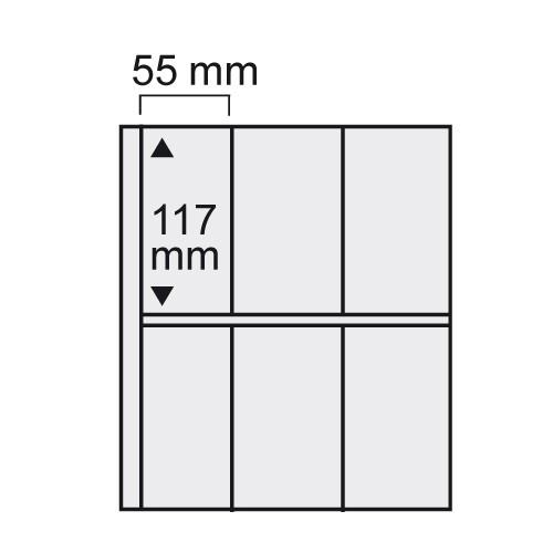 "Foglio trasparente Nr. 7876 ""Compact"""