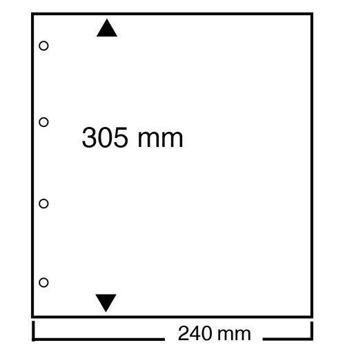 "Fogli intermedi Nr. 499 ""Compact A4"""
