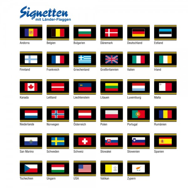Bandiere adesive