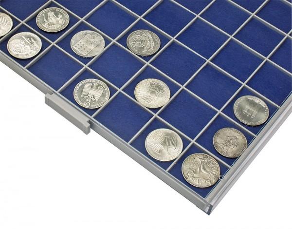Inserti in feltro blu per cassetti BEBA Mini