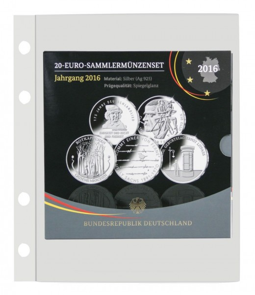 Foglio speciale 879 per Coin Compact